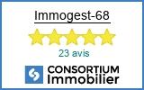 Voir les avis de l'agence Immogest-68