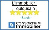 Voir les notes sur l'agence L'Immobilier Toulousain